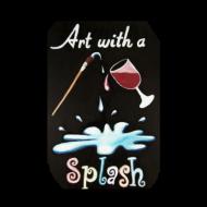 Art With A Splash